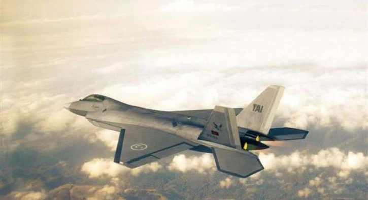 Milli Muharip Uçak Avrupa'ya damga vuracak
