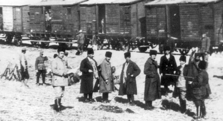 Sakarya Zaferi'nin az bilinen fotoğrafları