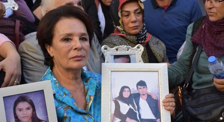 Sanatçılar 'Diyarbakır Anneleri'ne sahip çıktı