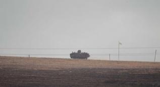 Tel Abyad teröristlerden kurtarıldı, M-4 karayolu kontrol altına alındı