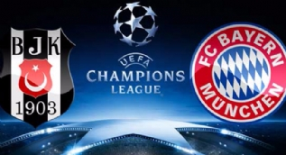 Bayern - Beşiktaş için sürpriz sözler