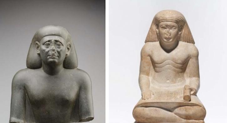 Antik Mısır heykellerinin burunlarının neden kırık olduğu ortaya çıktı