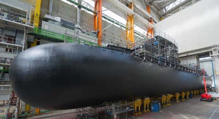5 bin ton ağırlığında! Açılışı yapıldı