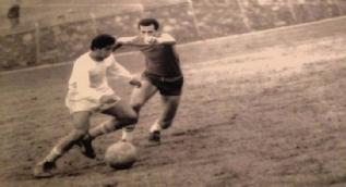 Cumhurbaşkanı Recep Tayyip Erdoğan'ın futbolculuk günleri