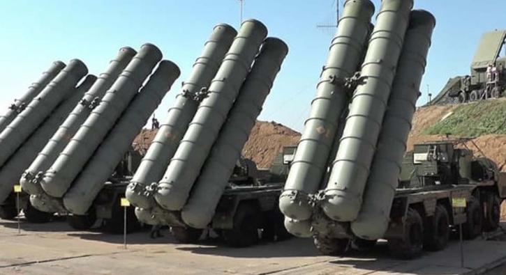 S-400 hava savunma sistemleri göreve başladı