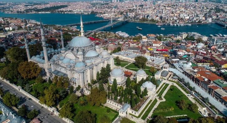 7 yılda tamamlandı! 462 yıldır İstanbul'un kalbinde...