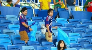 Japonların hiçbir millete benzemediğinin kanıtı kareler