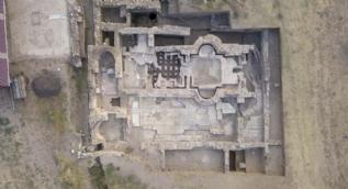 Tarih M.Ö. 3 bin: 400 metrekarelik kişiye özel hamam yapmışlar!