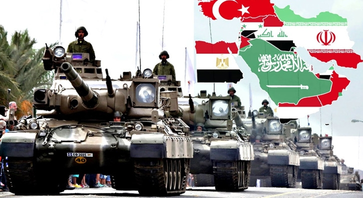 O liste açıklandı…İşte Türk ordusunun gücü