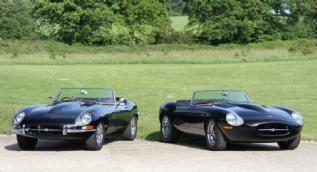 Modern bir ruh katılmış 10 muhteşem klasik araba