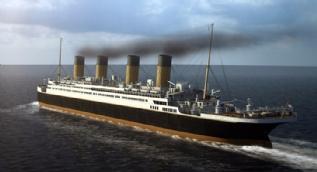 Titanik'ten geriye kalanlar