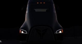 Elon Musk'ın Tesla Semi'sine rakip olarak Thor geliyor