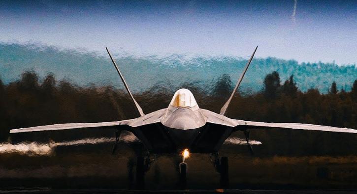 İşte ABD'nin en yakın müttefiklerine bile satmadığı uçak: F-22 Raptor