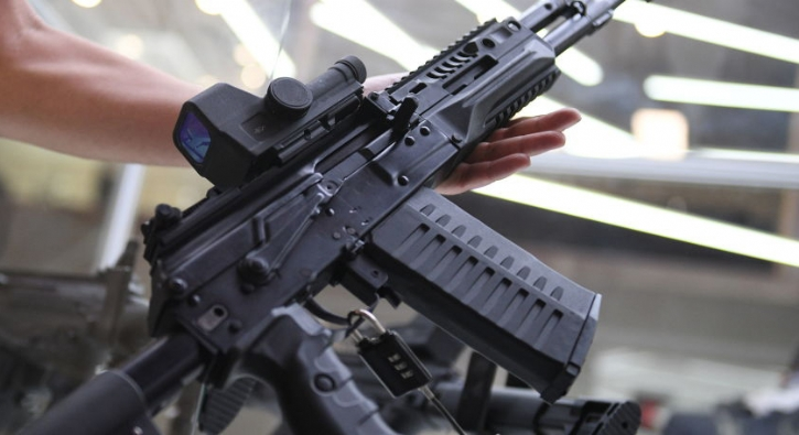 AK-103 teslimatları başladı