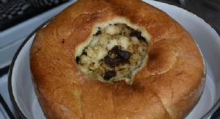 Ege'nin ramazan hediyesi dolmalık ekmek! Raflarda yerini aldı