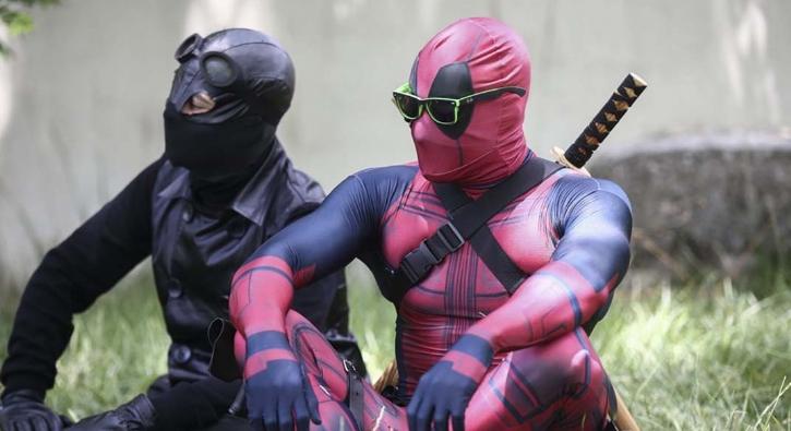 Film ve oyun karakterlerinin kostümlerini giydiler! Sonra...