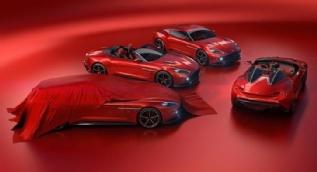 Aston Martin 4 yeni modelini tanıttı