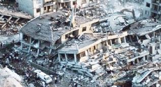 17 bin 480 kişi hayatını kaybetti! Felaket günü o fotoğraflar hala hafızalarda