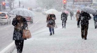 İstanbul'a kar yağışı mı geliyor?