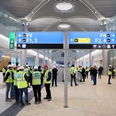 Bakan Arslan: 3.Havalimanı %73 oranında bitti