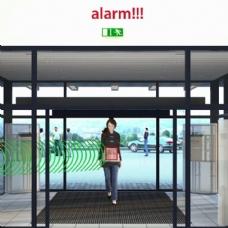 Türkiye'deki havalimanı güvenlik teknolojilerinde ilk