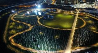 Türkiye'nin ilk millet bahçeleri açıldı