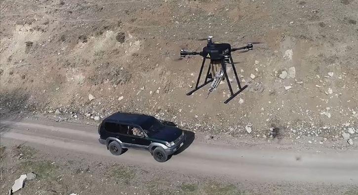 İmzalar atıldı: Milli imkanlarla geliştirilen Songar silahlı drone TSK'nın envanterine girecek