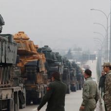Afrin'e muhtemel harekatı böyle verdiler