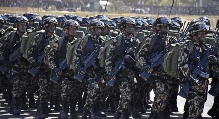 Hangi ülke ordusunda kaç asker var?