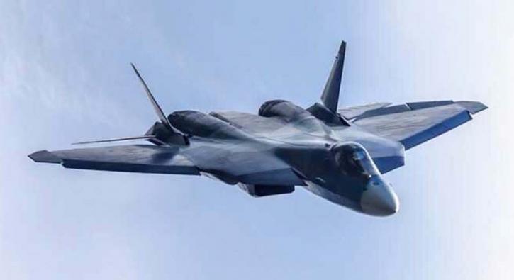 Türkiye'nin Rus Su-57 savaş uçağını almasının önünde engel kalmadı