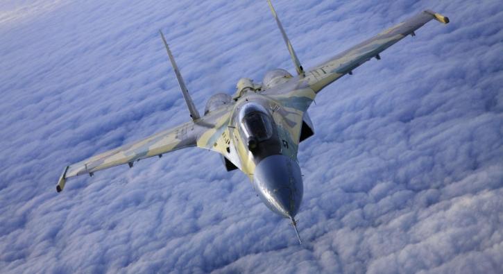 Rusya'dan Türkiye'ye Su-35 teklifi: Biz hazırız
