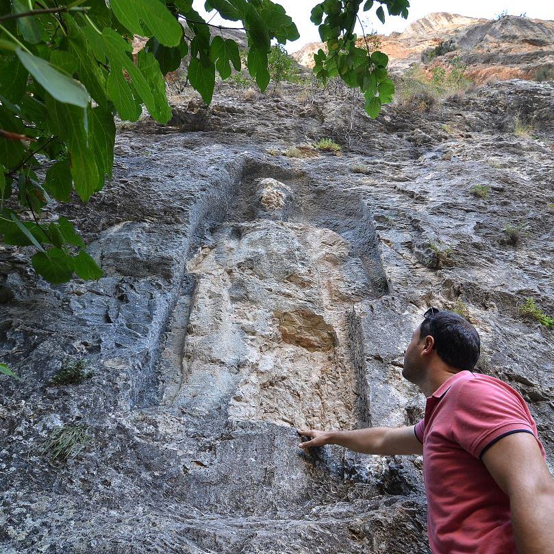 Anadolu'nun en büyüğü! Milattan önce 2. yüzyıla ait