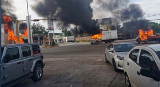 'El Chapo'nun oğlu için savaş çıktı, sokaklar ceset doldu!