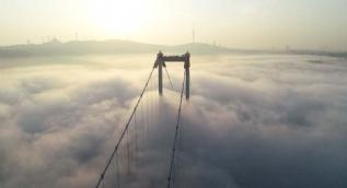 İstanbul sise teslim oldu