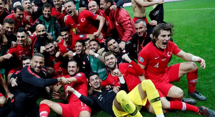 EURO 2020'yi garantileyen takımlar
