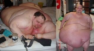 Dünyanın en kilolu insanının sonu böyle oldu