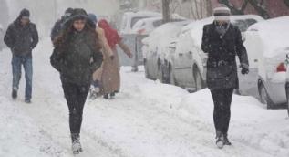 Her yerde kar alarmı verildi! Kara kış geliyor