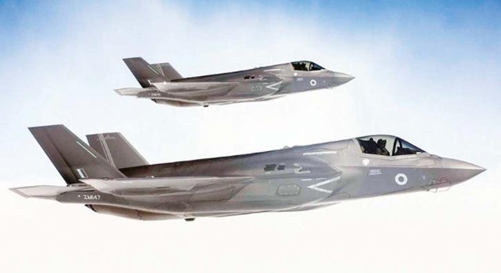 İki yüzlü tavır... ABD, F-35'leri Yunanistan'a verecek!