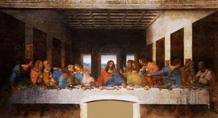 Leonardo da Vinci yaptığı tabloya 'kıyamet' tarihini gizlemiş!