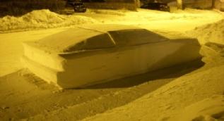 Polis kardan arabaya bile ceza kesti