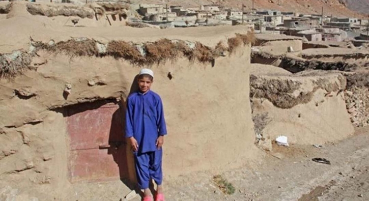 'Cüceler köyü' görenleri şaşırtıyor
