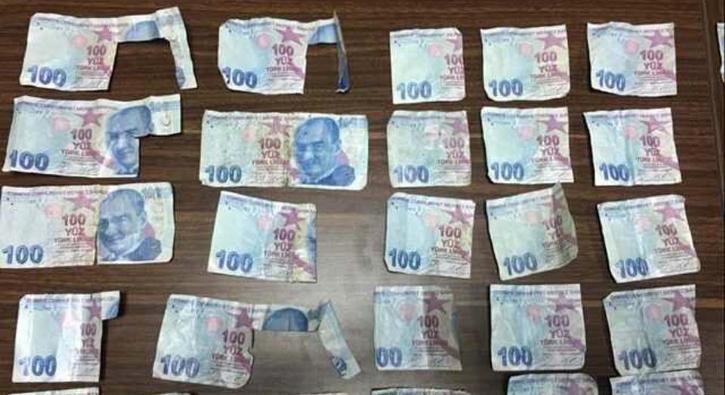 Akılla durgunluk veren sahtecilik: 10 liradan 200 lira yaptılar