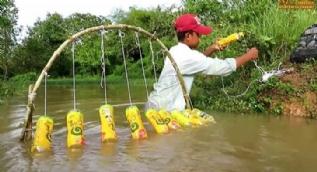 Sıra dışı balık avlama yöntemi