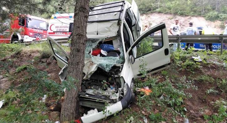 Haftanın ibretlik trafik kazaları