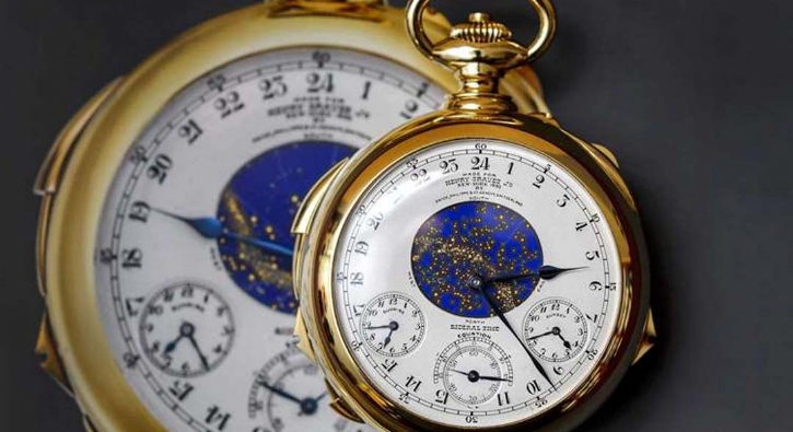 İşte gelmiş geçmiş en pahalı saatler!