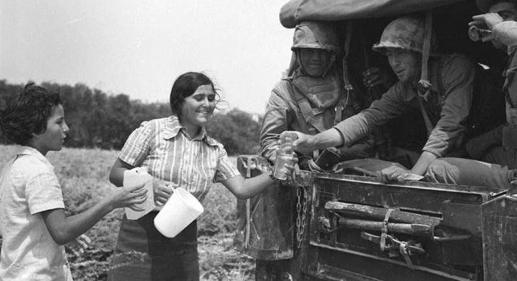 45. yıl dönümünde 'Kıbrıs Barış Harekatı'ndan unutulmaz kareler
