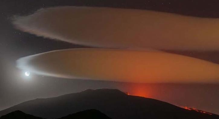 NASA'nın paylaşımı sosyal medyayı salladı