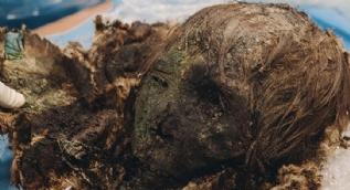 900 yıllık mumya şaşkınlık içinde bıraktı