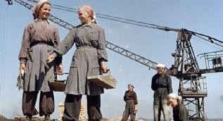 Sovyetler dönemine ait çarpıcı fotoğraflar ortaya çıktı