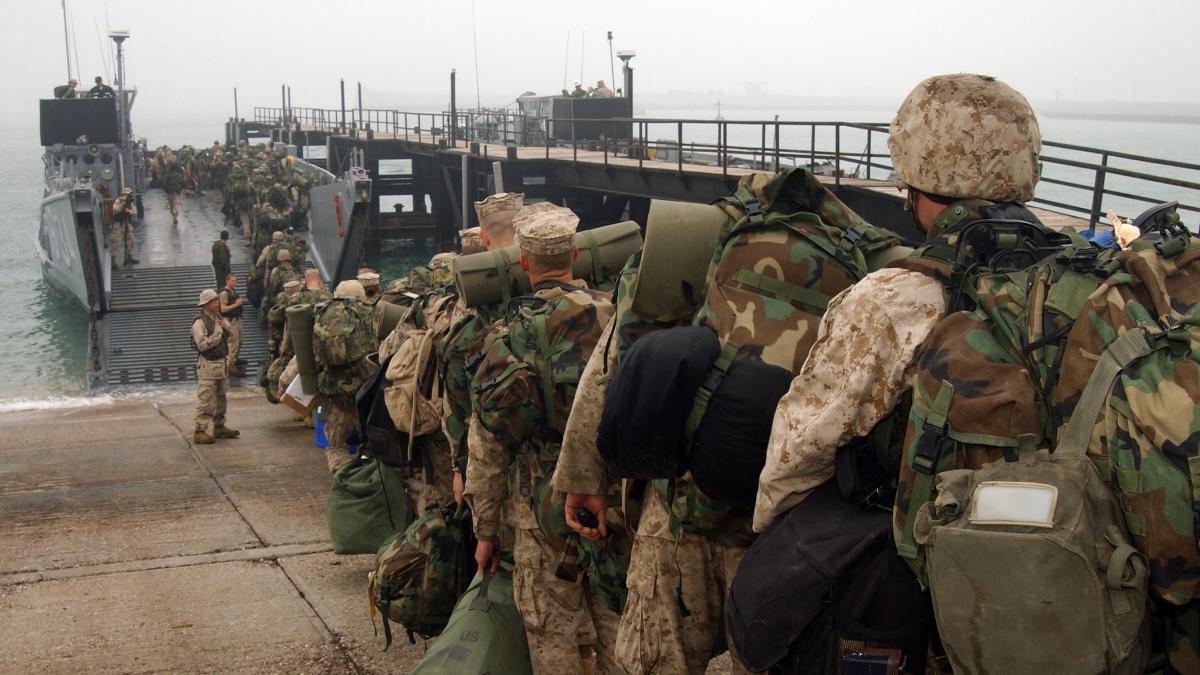 ABD neden Kuveyt'e asker gönderiyor?